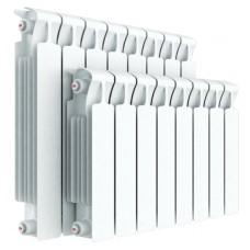 Радиатор биметаллический Rifar MONOLIT, 4 секции (3/4